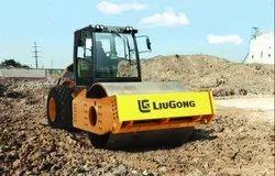 Soil Compactor Roller Rental Service