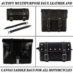 Autofy Saddle Bags For All Bikes