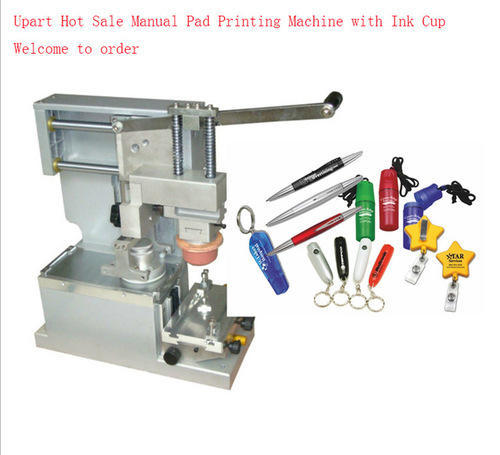 Manual Keychain Printing Machine, For Printing Industry | ID