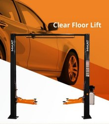Clear  Floor Lift