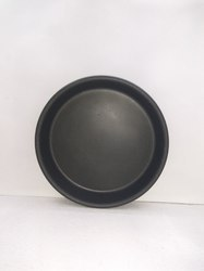 Black Pizza Pan Hard Anodized Aluminum Pan, Usage: backing round tray