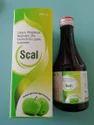 Calcium Magnesium Vitamin D3 Zinc Syrup