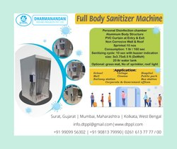 Body Sanitizer Machine Price In India
