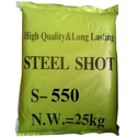 S-550 High Quality Steel Shot