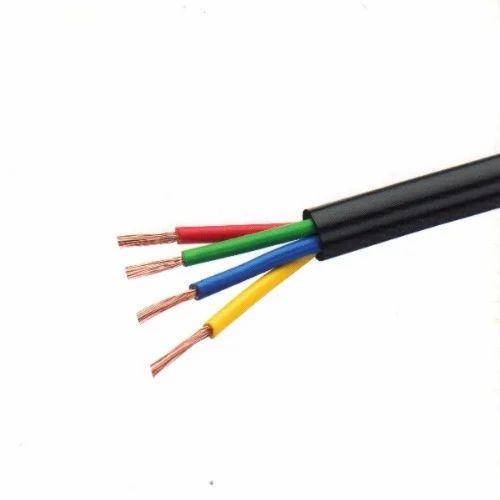4 Core Multicore Round Flexible Cable