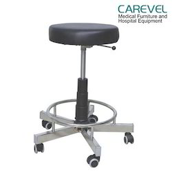 Carevel Cushioned Surgeon Stool