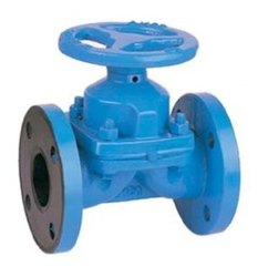 CI Rubber Lined Diaphragm Valve