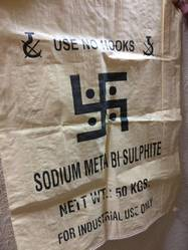 Swastik Brand Sodium Metabisulfite
