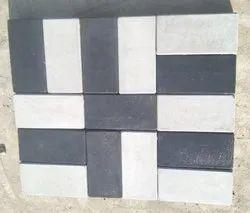 Concrete Interlocking Paver Block