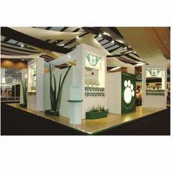 Indoor Exhibition Branding Service