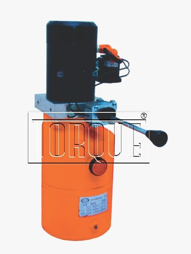 Dc Hydraulic Power Packs Dc Hydraulic Power Pack 12 V Authorized Wholesale Dealer From Mumbai