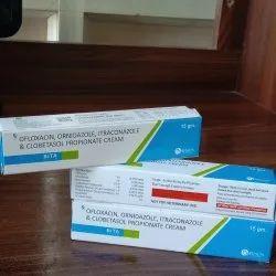 BITA CREAM (OFLOXACIN ORINDAZOLE ITRACONAZOLE
