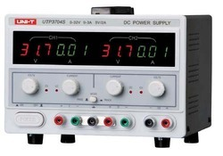 UNI-T UTP3704S Multiple Output DC Regulated Power Supply.