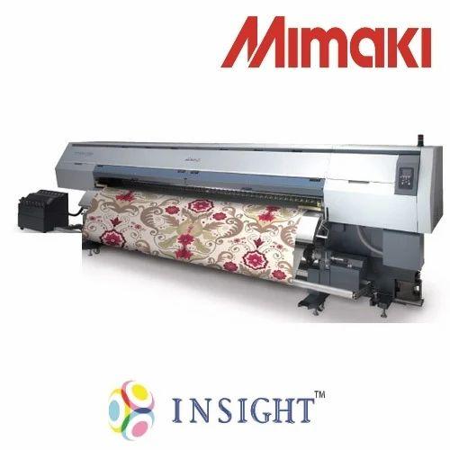 Mimaki Digital Textile Printers - TS 300P-1800 - Sublimation