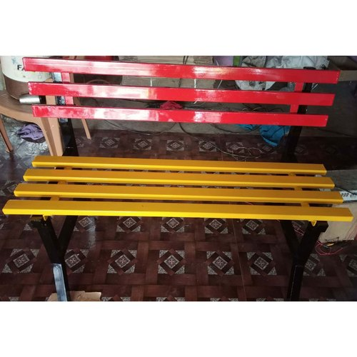 Pleasant Mild Steel Garden Bench Creativecarmelina Interior Chair Design Creativecarmelinacom