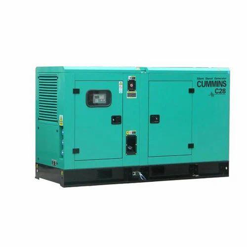 20kw Cummins Silent Diesel Generator
