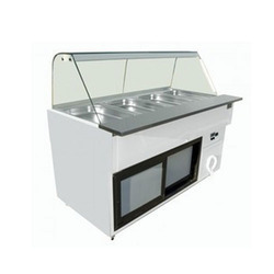 SS Bain Marie Display Counter