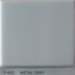 Metal Grey Acrylic Solid Surface