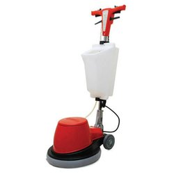 Single Disk Scrubber Scrubbing Machine