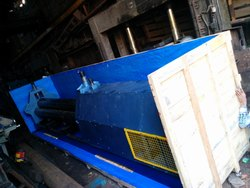 pyramid type Plate Rolling Bending Machine