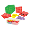 Magnetic Base Ten Blocks - Educational Aid