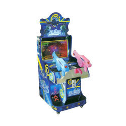 Aliens Arcade Machine
