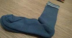 Boys Cotton School Socks