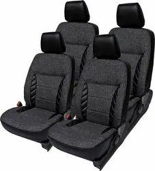 Emporium Waterproof Jute Car Seat Cover
