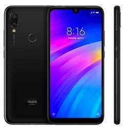 Mi Redmi 7 12MP Plus 2MP Eclipse Black Phone