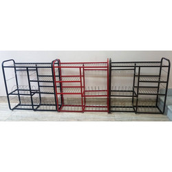 Stainless Steel Wall Mounted Utensil Rack