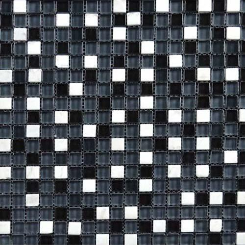 Pearl Effect Glass Mosaic Tiles