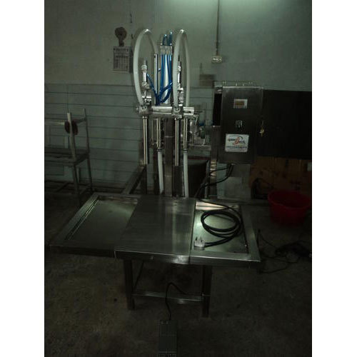 Liquid Viscous Filling Machine, 15 W