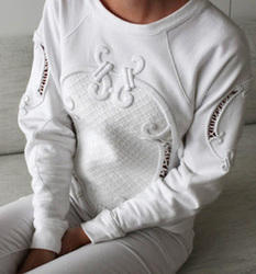 Embossing T Shirt Design Services