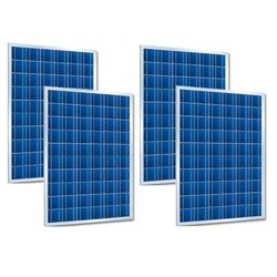315W Waaree Solar Panel
