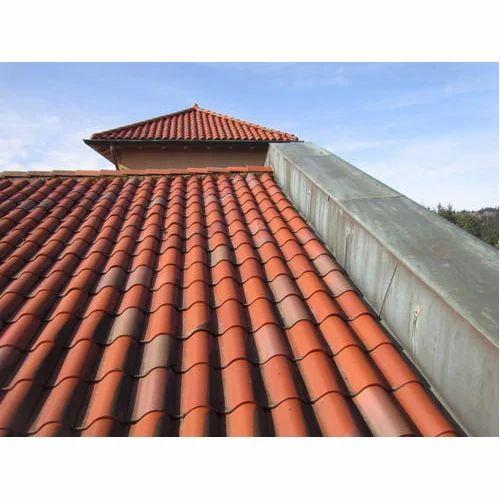 Concrete Roof Tiles At Rs 20 Piece Concrete Roof Tiles Id 19594981412
