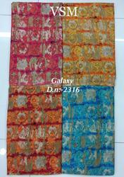 Galaxy Rayon Prints Fabric