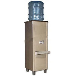 SS Bubble Bottled Water Cooler