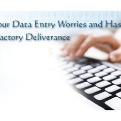 Data Entry Projects With Advance Payment Security