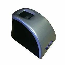 ABS Mantra USB Fingerprint Scanner, Screen Size: 3.2 Inch