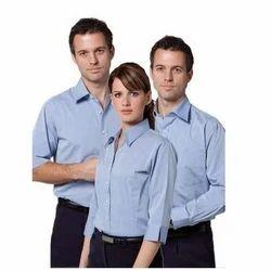 Cotton Mens And Women Corporate Uniform