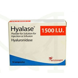Hyalase Injection