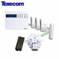 Texecom Intrusion System