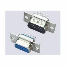 D SUB Solder Connector