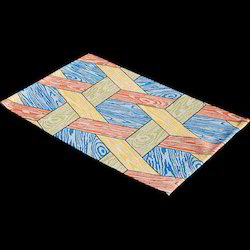 Design Collection Digital Printed Floor Rug, Size: 50 x 75 cms
