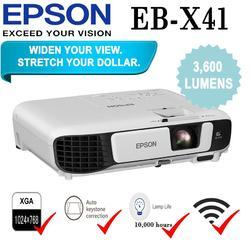 EPSON LCD PROJECTOR EB-X41
