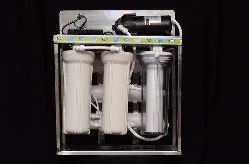 25 LPH RO UV Alkaline Purification  System