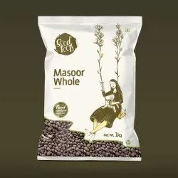 Aaha Impex Indian Thyme Masoor Whole, Packaging Size: 1 Kg, Packaging Type: Packets