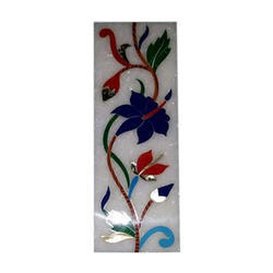Marble Flower Inlay Stone Craft