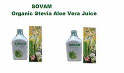 Organic Stevia Aloe Vera Juice