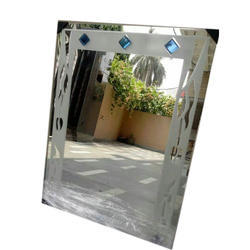 Designer Ekco Glass Mirror